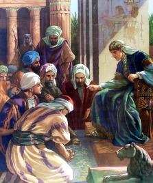 Joseph as ruler