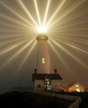 Lighthouse beacon light2